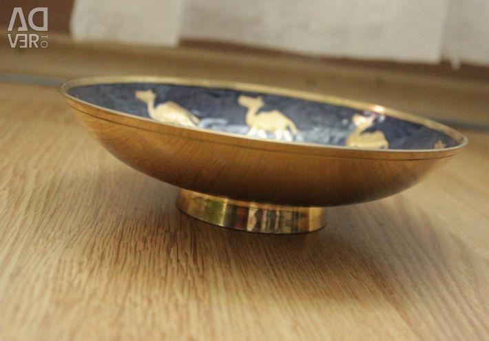 Egyptian Souvenir Bowl