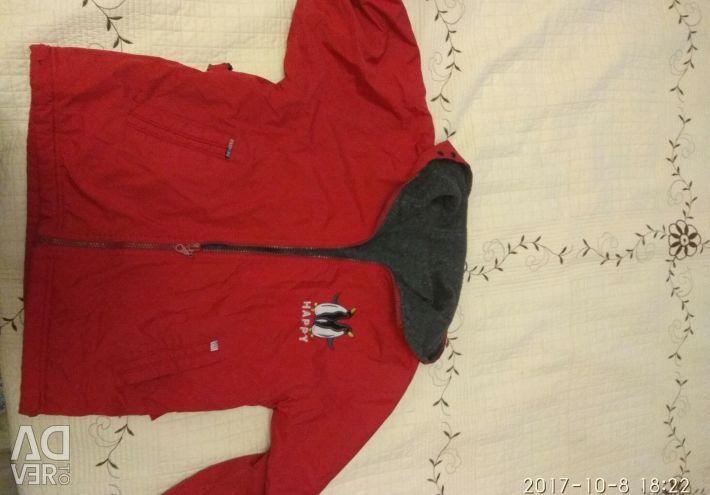 Jacket demi-season 117-122