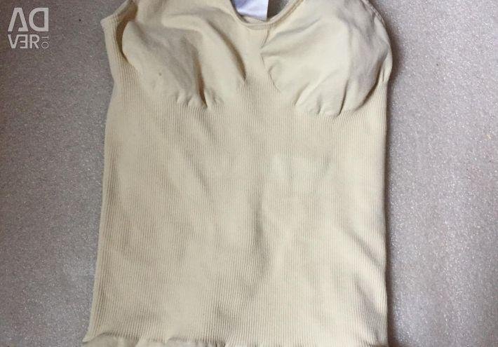 Tightening underwear T-shirt