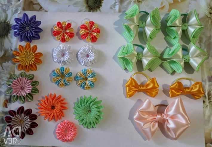 Kanzashi Elastic for hair or wrist