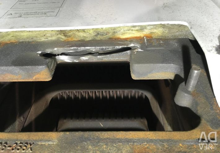 Welding of cast iron