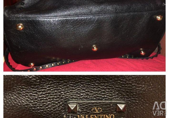 Νέα τσάντα όγκου Valentino, πολυτελή ποιότητα, δέρμα