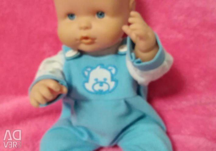 Παιδική κούκλα Famosa