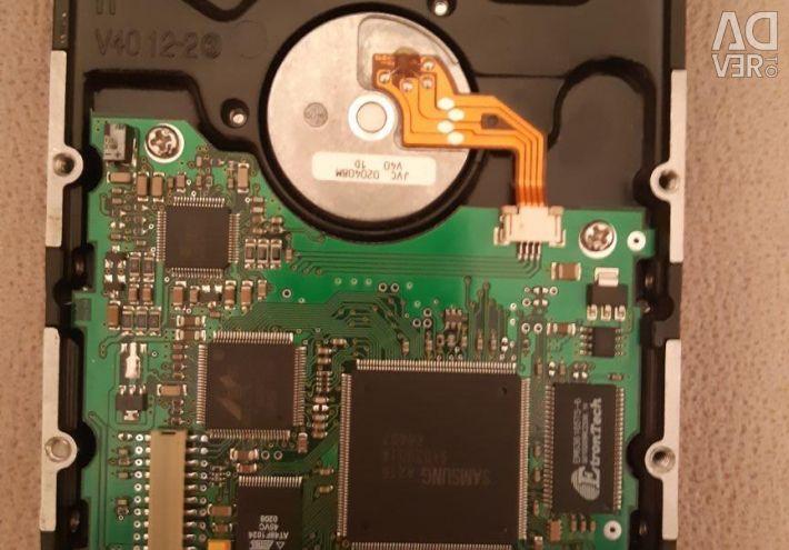 SAMSUNG SV3012H 30 GB Hard Drive
