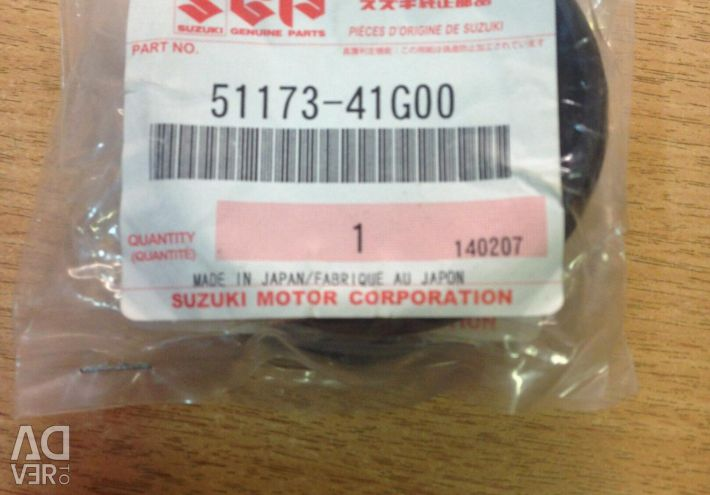I will sell epiploons and boots of Suzuki GSX-R 1000K8