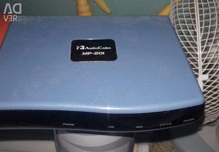 Router IP telephony