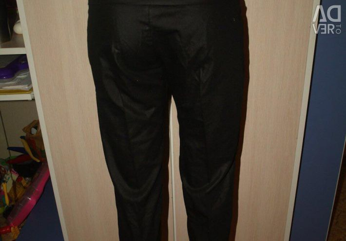 Pantaloni noi cu un înveliș