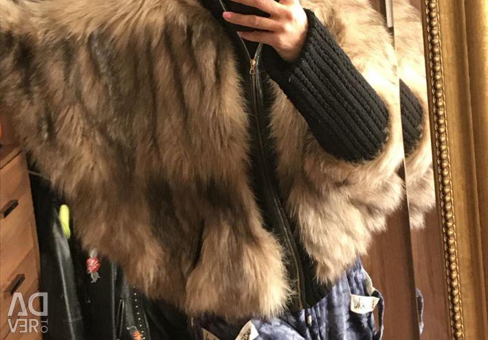 Γούνινο μπουφάν από το Arctic Fox 46-48