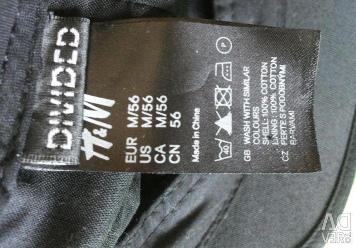 Kepi H & M İsveç Bölünmüş