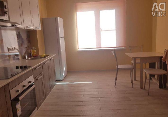 Apartment, 3 rooms, 47 m²