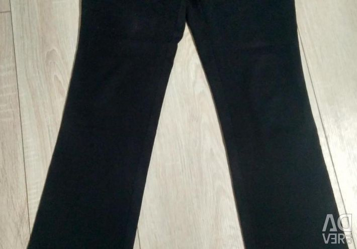 Pants for pregnant women in good condition.