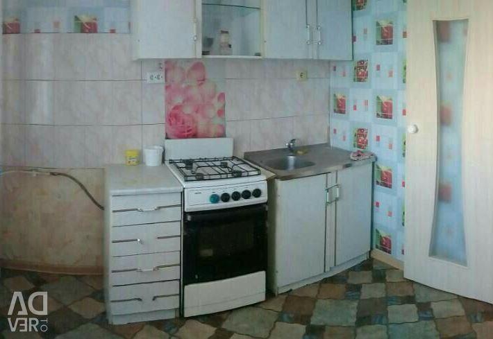 Apartment, 1 room, 32.4 m²