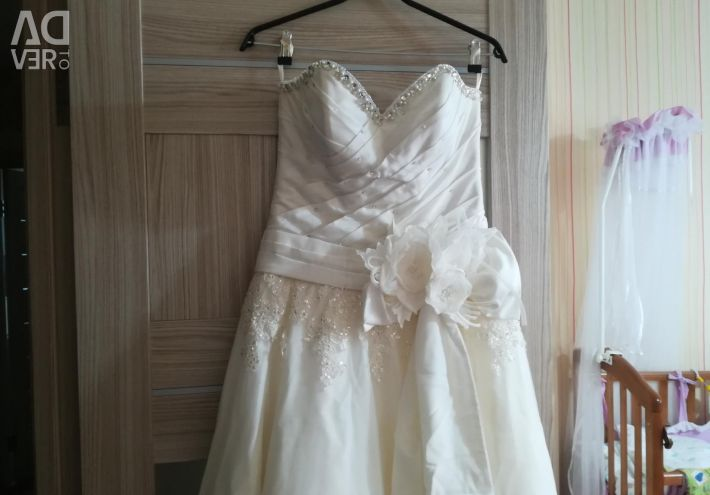 I will sell a wedding dress after a dry-cleaner