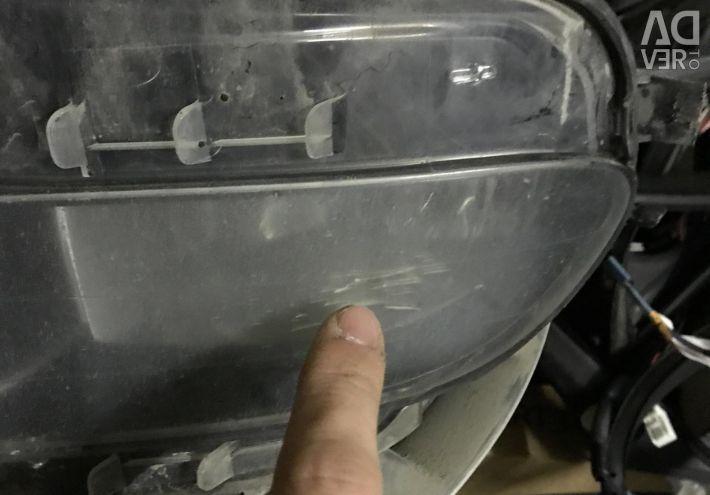 Фары противотуманные (противотуманки) Lexus GS