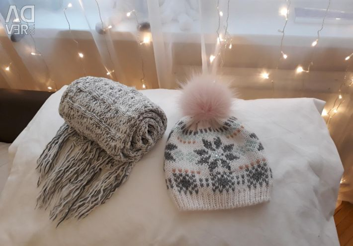 Hat + scarf