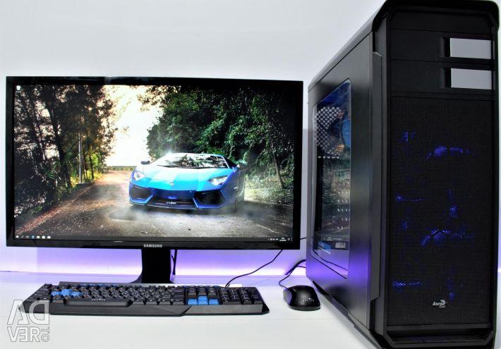 Intel Core i7-2600 / 1050 Ti 4Gb Gaming Kit