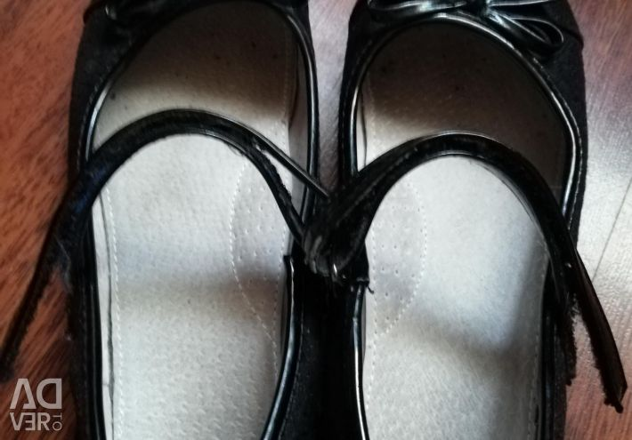 Girls shoes 34p