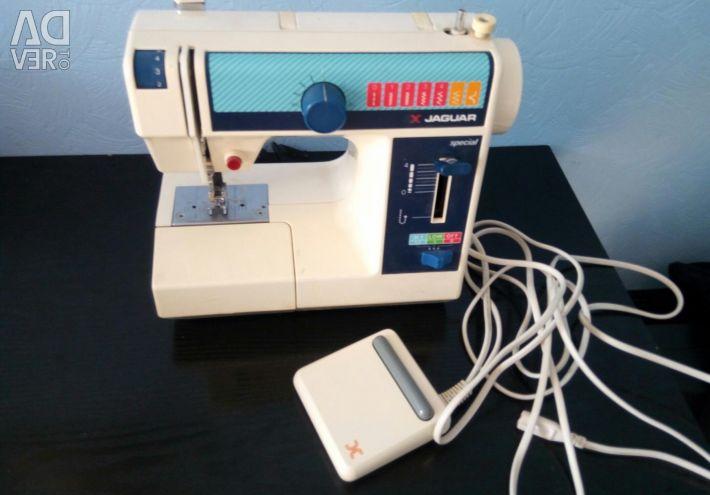 Jaguar Sewing Machine