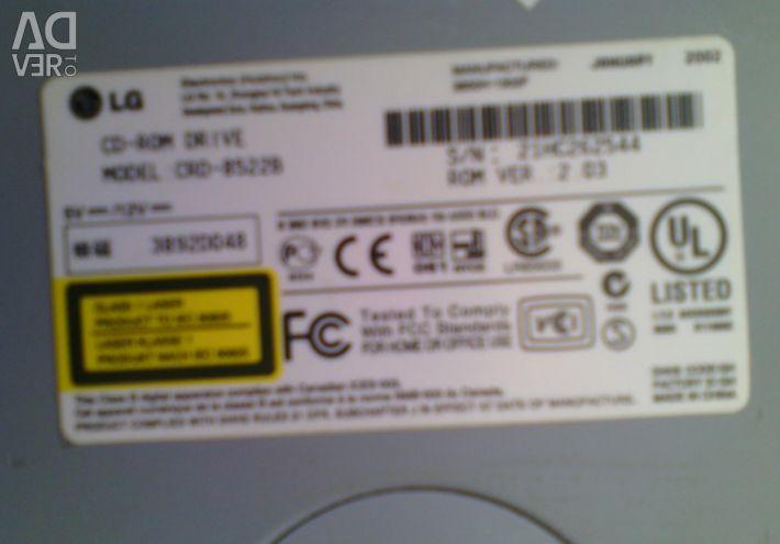 Μοντέλο CD-Rom: crd-8522b