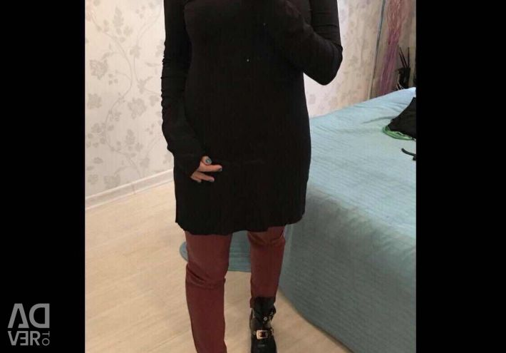 New Italian knitted dress 44-46 (M)