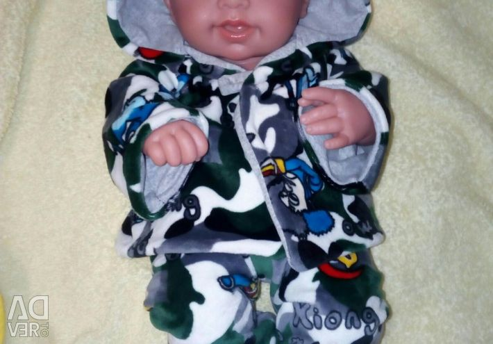Ρούχα μωρό μωρό, Antonio Juan (Antonio Juan), Asi