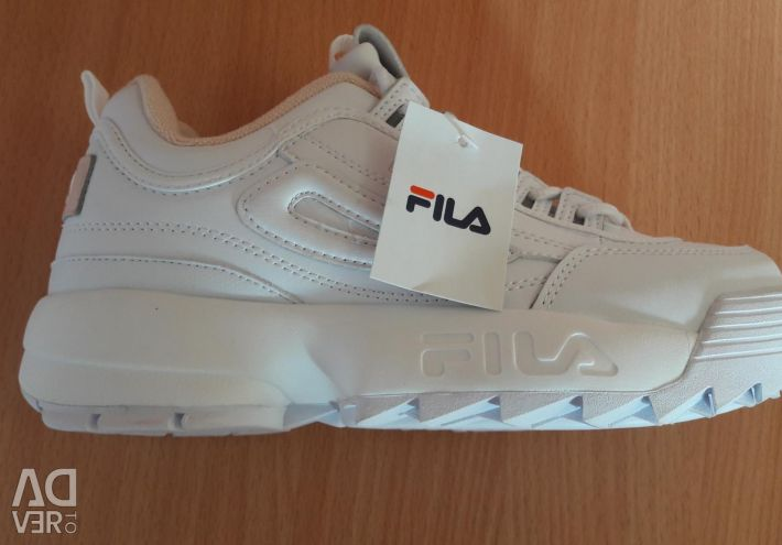 Ανδρικά παπούτσια Fila