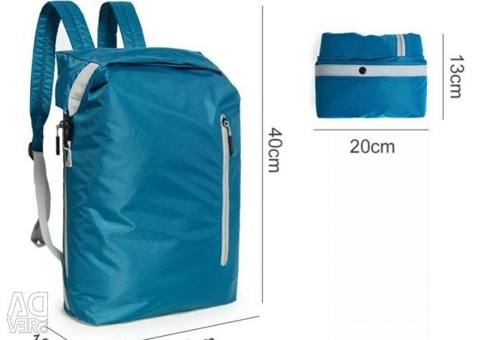 Xiaomi 90Fun Blue Backpack Bag