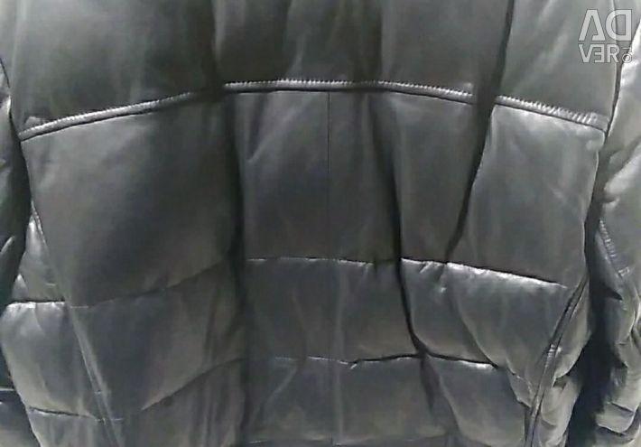 Jachetă din piele de sex masculin (WINTER)