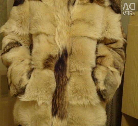 Fur coat 40-42