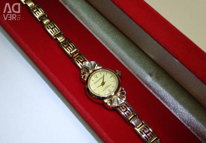 585 diamond watches