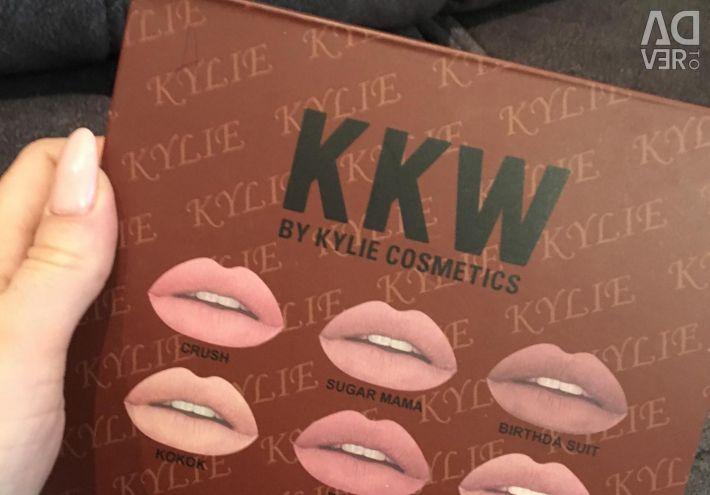 Matte liquid lipstick resistant kylie