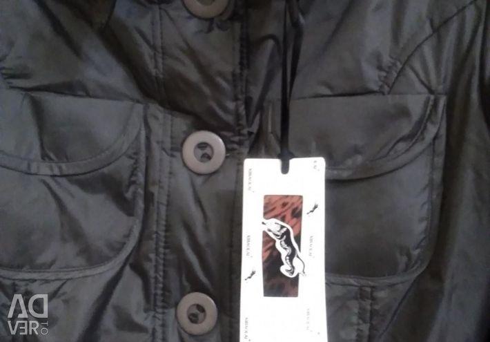 Куртка удлинeнная(много вещей и обуви )