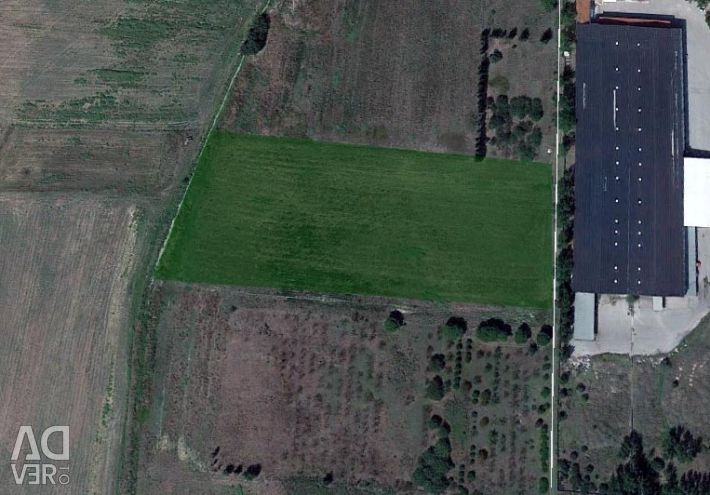 Plot of land with a surface of 29.039,21 sq.m  Ora