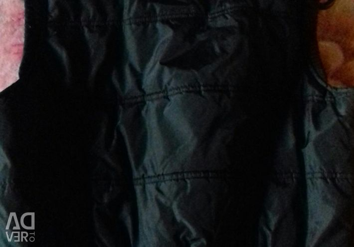 Warm vest 46-48
