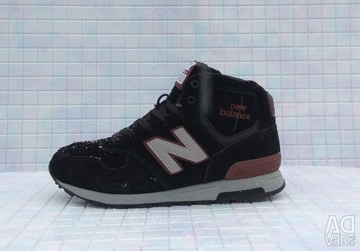 New Balance 1400 натуральные кроссовки черные 2