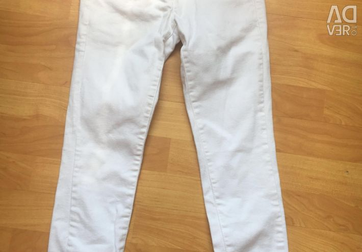 Selling baby white jeans Tom Tailor