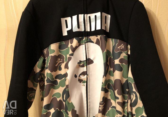 Husa Puma X Bape