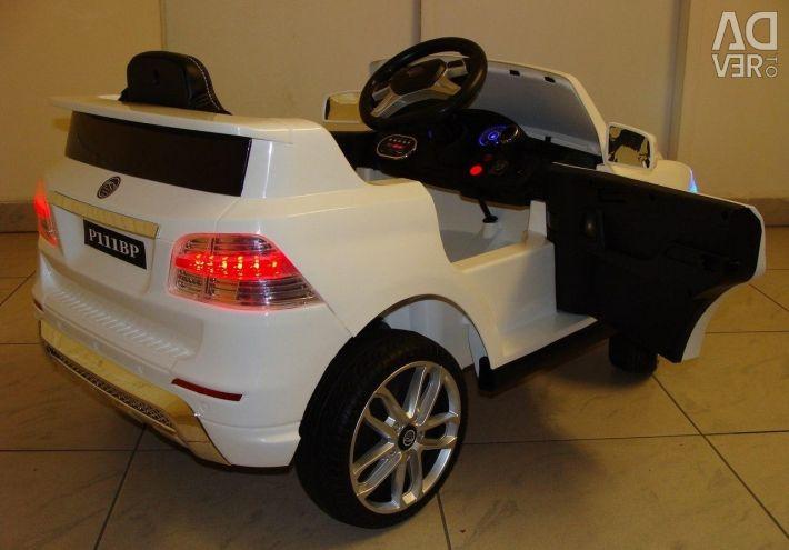 Children's electric car Jaguar P111VP