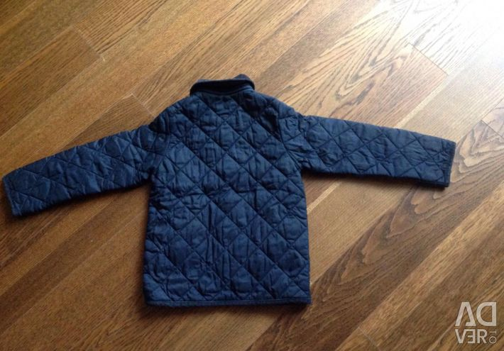 Quilted jacket Benetton