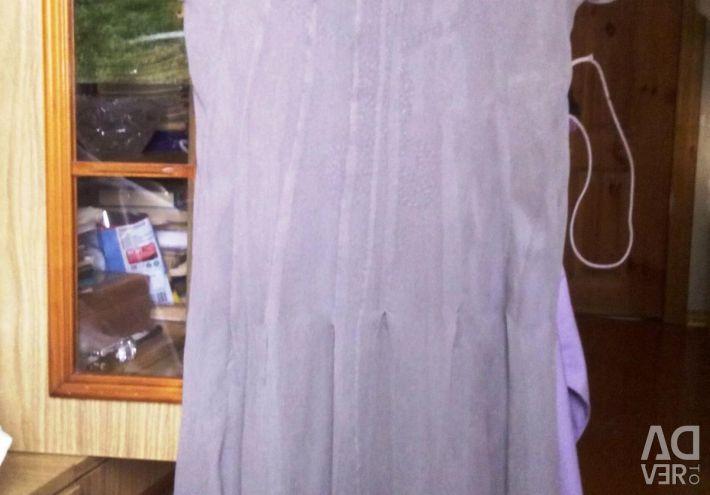 Dress-tunic of 100 silk Spain