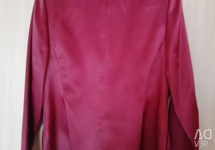 Blouse suit