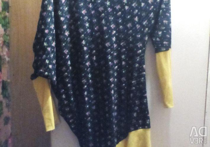 Μπλούζες, χιτώνια, πουκάμισα διαφορετικών μεγεθών!