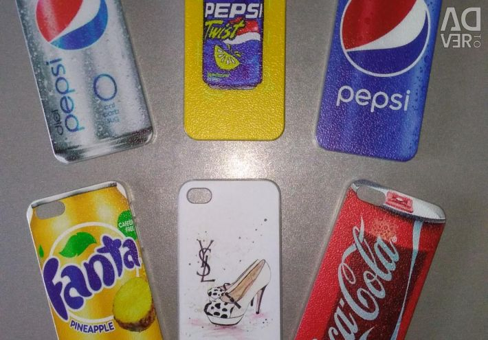 Case for iPhone 5s, 5, 5s, 6, protective glasses