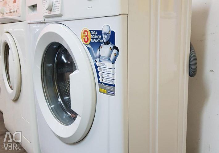 Atlas πλυντήριο ρούχων