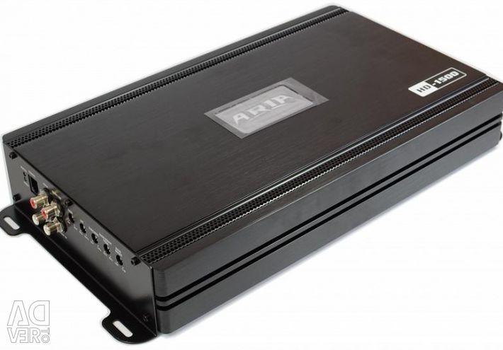 Ενισχυτής monoblock Aria HD-1500