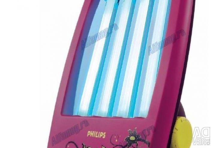 Solarium for face PHILIPS