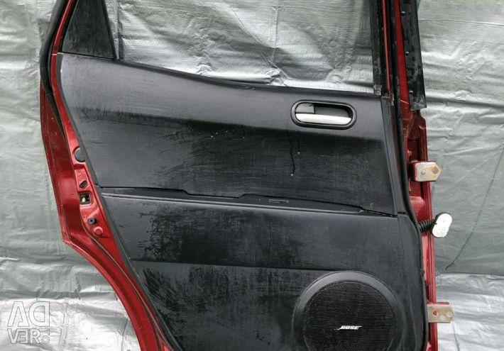 Двері задні ліві Mazda CX-7