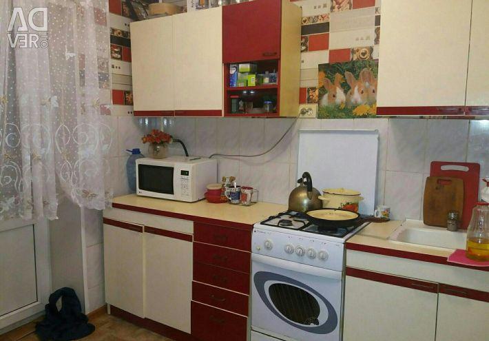 Apartment, 1 room, 40 m²