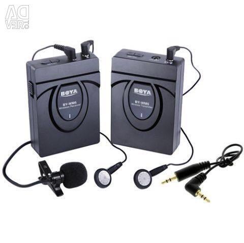 Boya BY-WM5 Microfon cu buzunar wireless