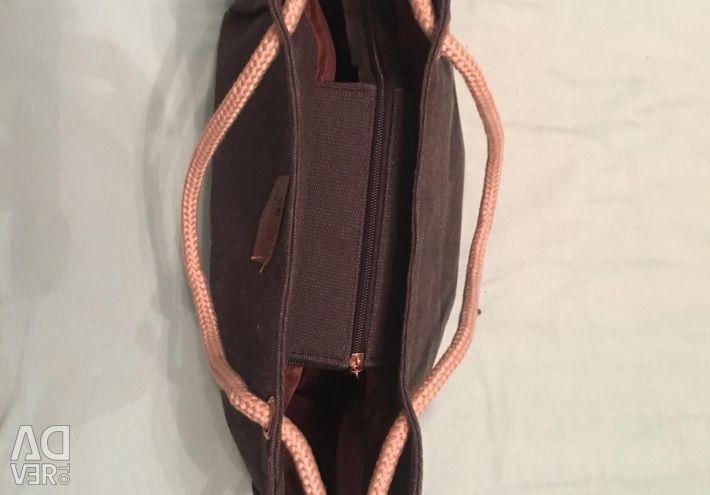 New canvas bag